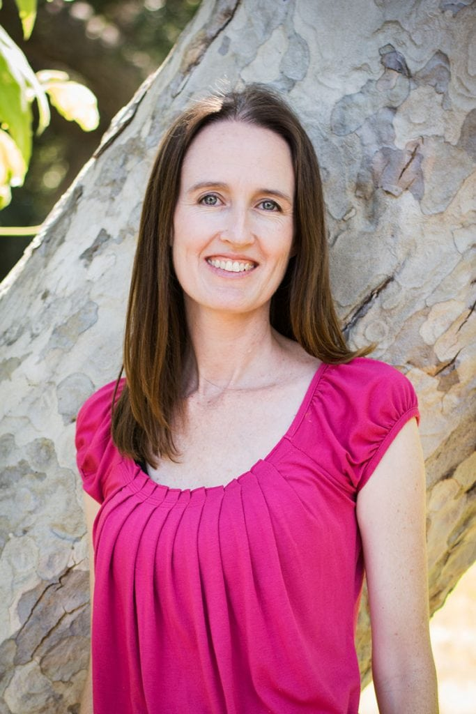 Head shot of Julie Luciano, San Diego Bookkeeping